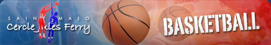 Cercle Jules Ferry - Saint-Malo - Basketball
